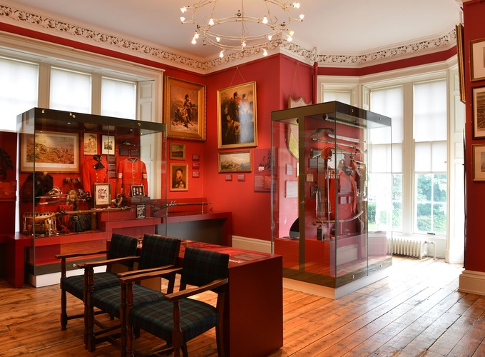 The Black Watch Castle and Museum Empire Gallery