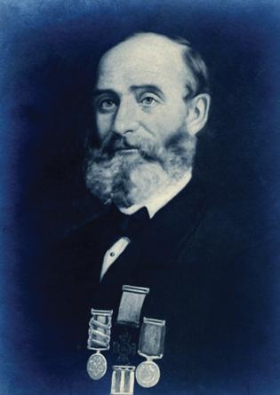 Victoria Cross Recipient of The Black Watch - Alexander Thomson