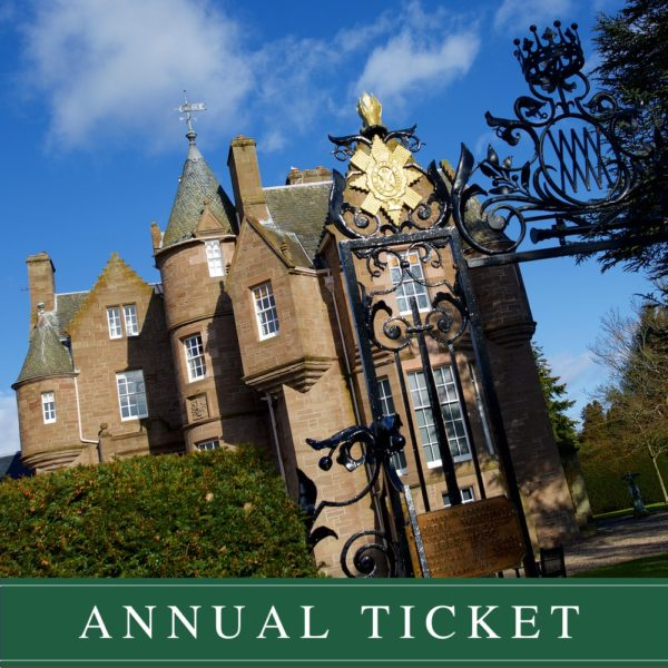 Annual Ticket for The Black Watch Castle and Museum.
