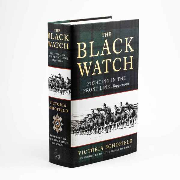 The Black Watch Castle and Museum Shop - Fighting on the front line book.