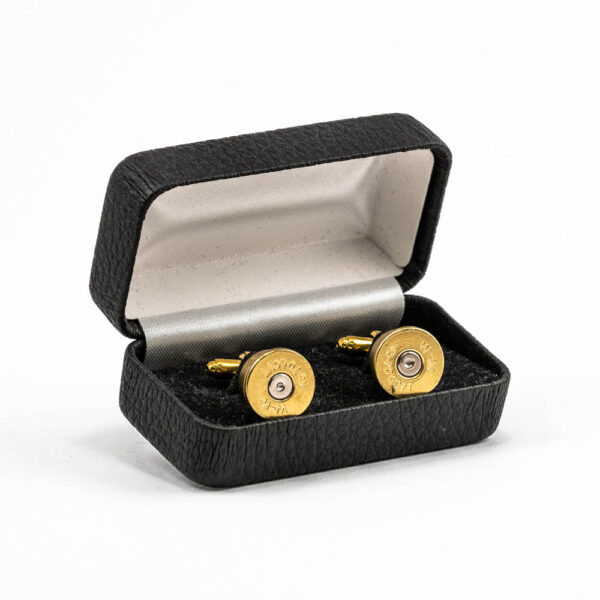 The Black Watch Castle and Museum Shop - Bullet cufflinks.