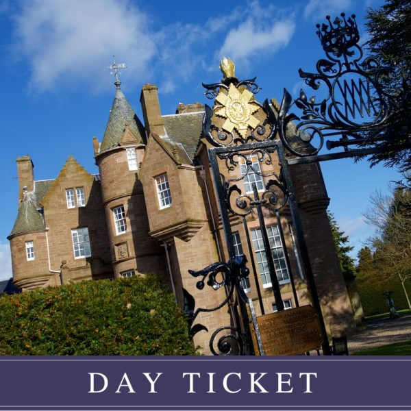 Day Ticket for The Black Watch Castle and Museum.