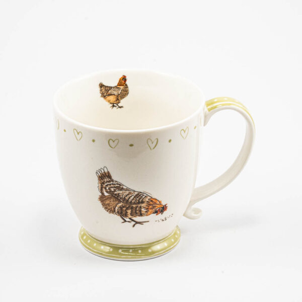 The Black Watch Castle and Museum Shop - Hen Mug.