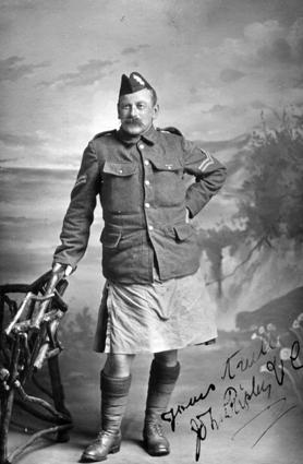Victoria Cross Recipient of The Black Watch - John Ripley
