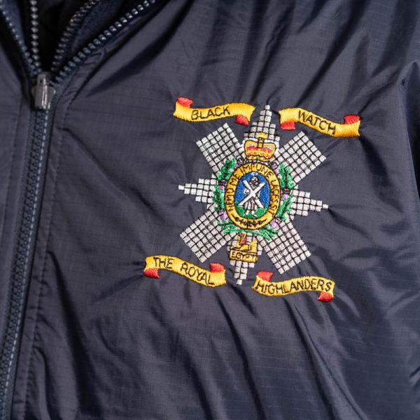 The Black Watch Castle and Museum Shop - Mistrel Jacket - Navy