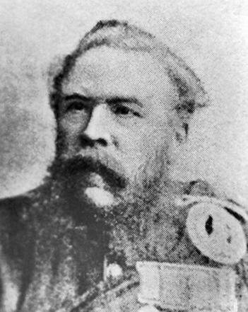 Victoria Cross Recipient of The Black Watch - John Simpson