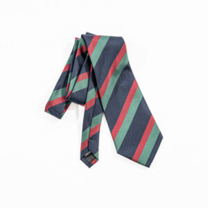 The Black Watch Castle and Museum Shop - Regimental Polyester Tie.