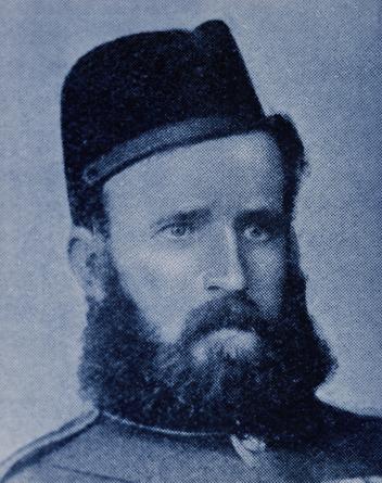 Victoria Cross Recipient of The Black Watch - Samuel McGaw