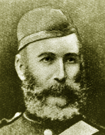 Victoria Cross Recipient of The Black Watch - William Gardner