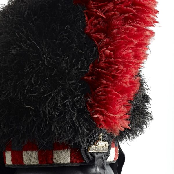 Feather Bonnet from the Black Watch Museum collection